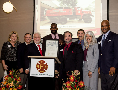 Fourth Annual Fire Fighters Foundation of Houston Dinner